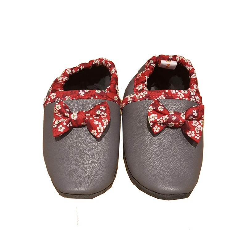 chausson barefoot gris